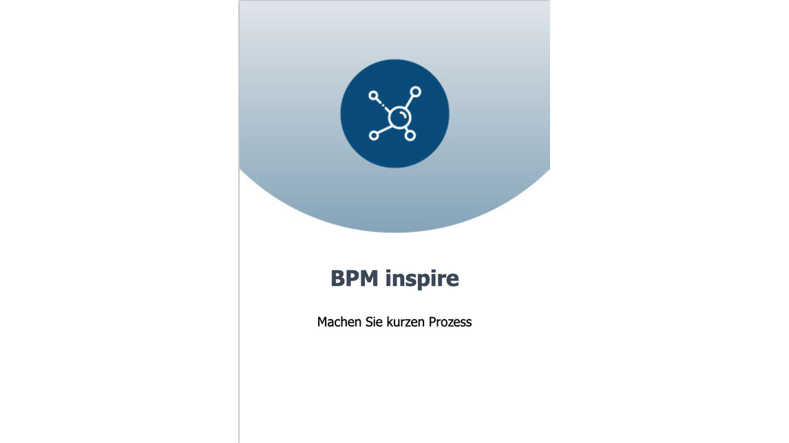 Logo Workflow with BPM inspire