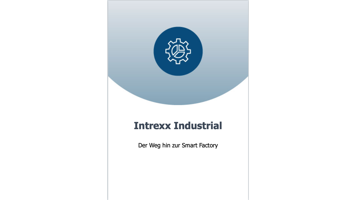 Logo Intrexx Industrial - Industry 4.0