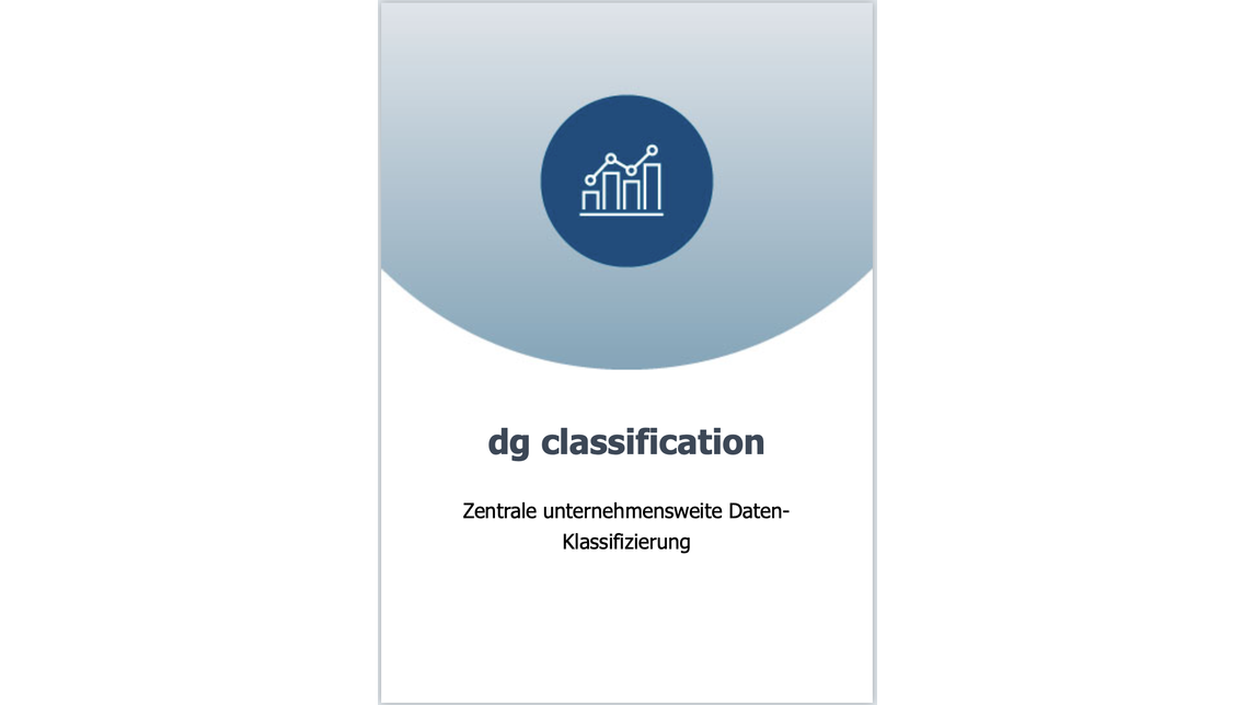Logo Central data classification