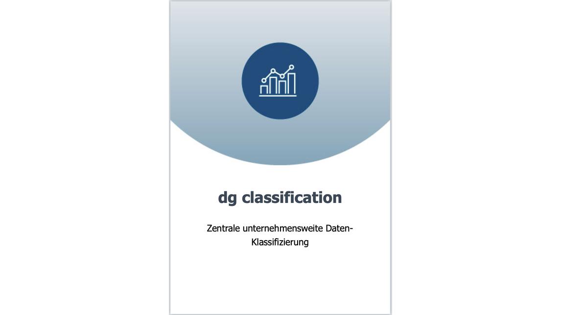 Logo Zentrale Daten-Klassifizierung