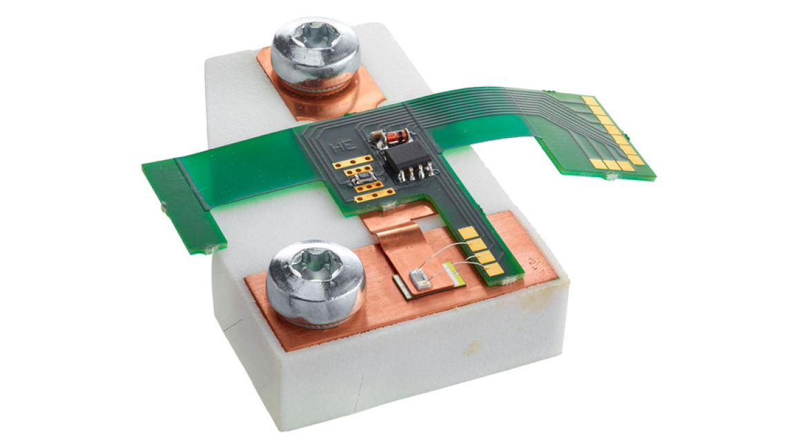 Logo Electronic relays and contactors