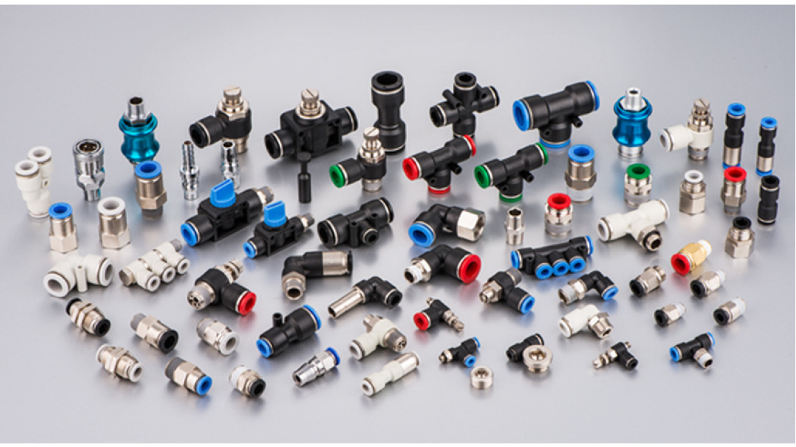 Logo Pneumatic Fittings/Quick Connect Fitting