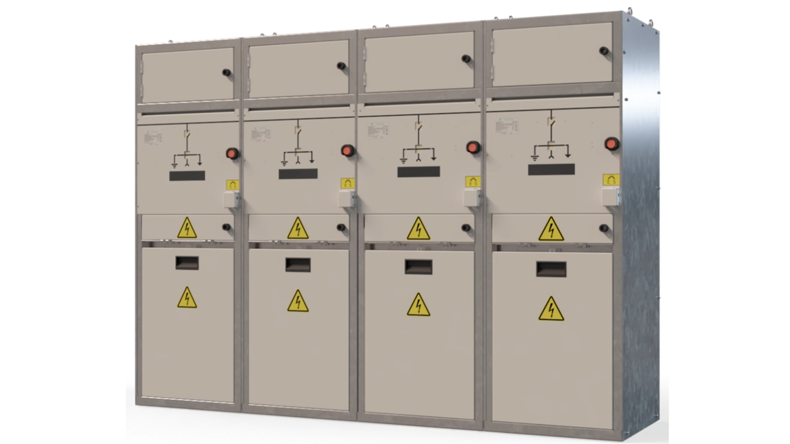 Compact Air Insulated Switchgear SCell25 - Product - HANNOVER MESSE 2019