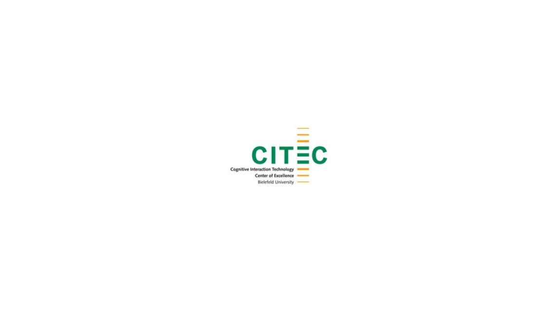 Logo Exzellenzcluster Cognitive Interaction Technology - CITEC
