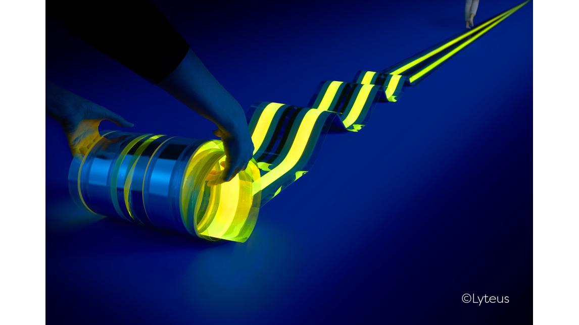 Logo OLED-Mikrodisplay