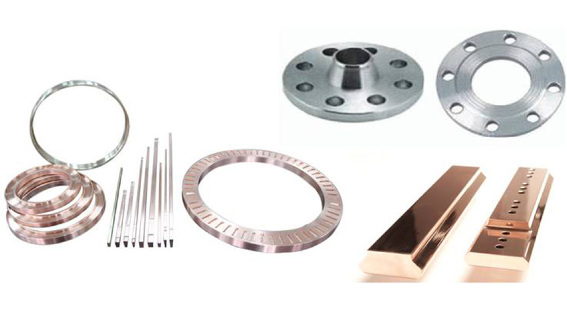 Logo Copper Parts for Traction Motor