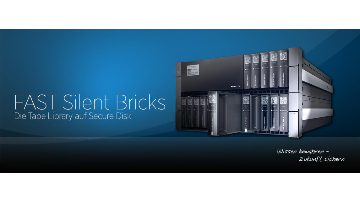 Logo FAST LAT Silent Bricks