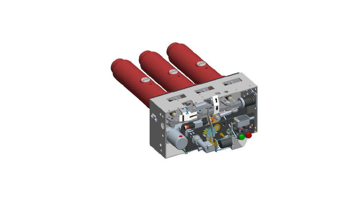 Logo VA-3 Vacuum Circuit Breaker