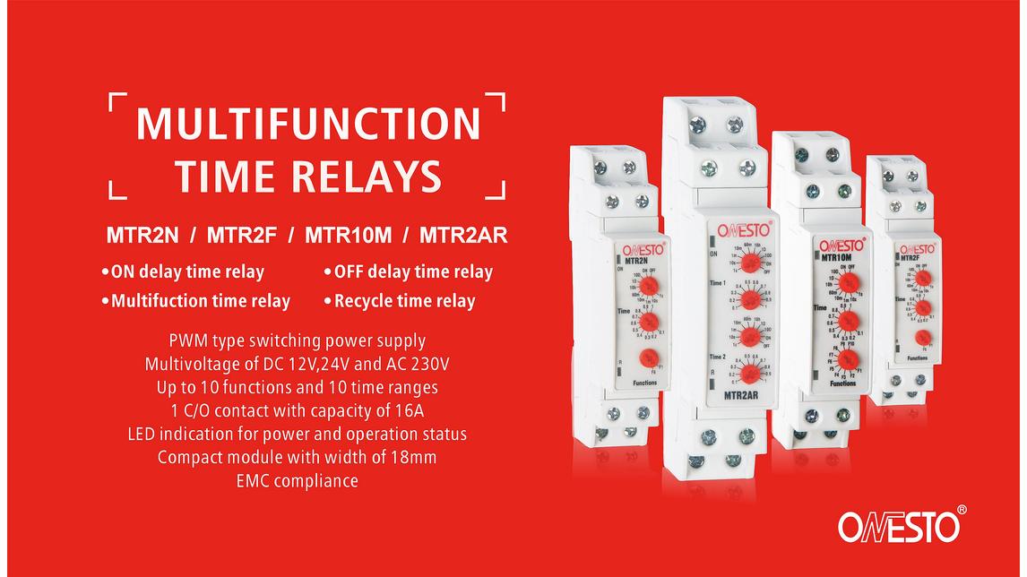 Logo Multi-function time relay