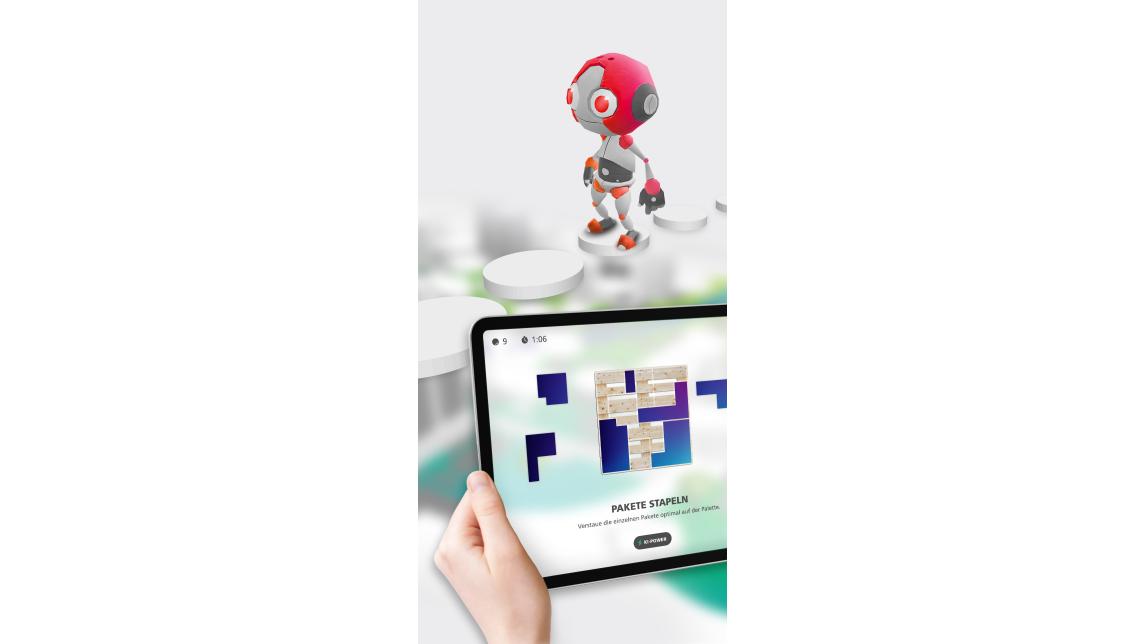 Logo AI - ROBOT RACE