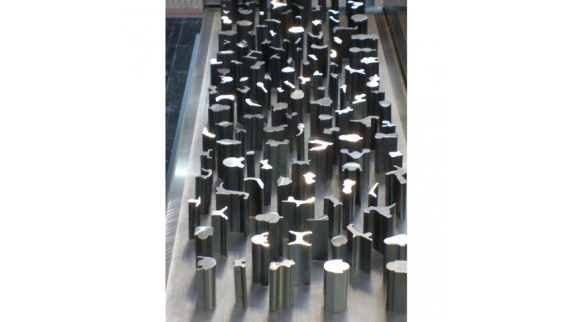 Logo Kaltgezogene Spezialprofile aus Stahl