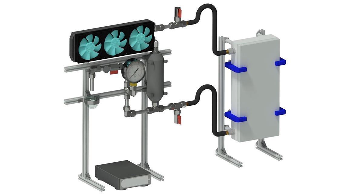 Logo Evaporative cooling of fuel cells