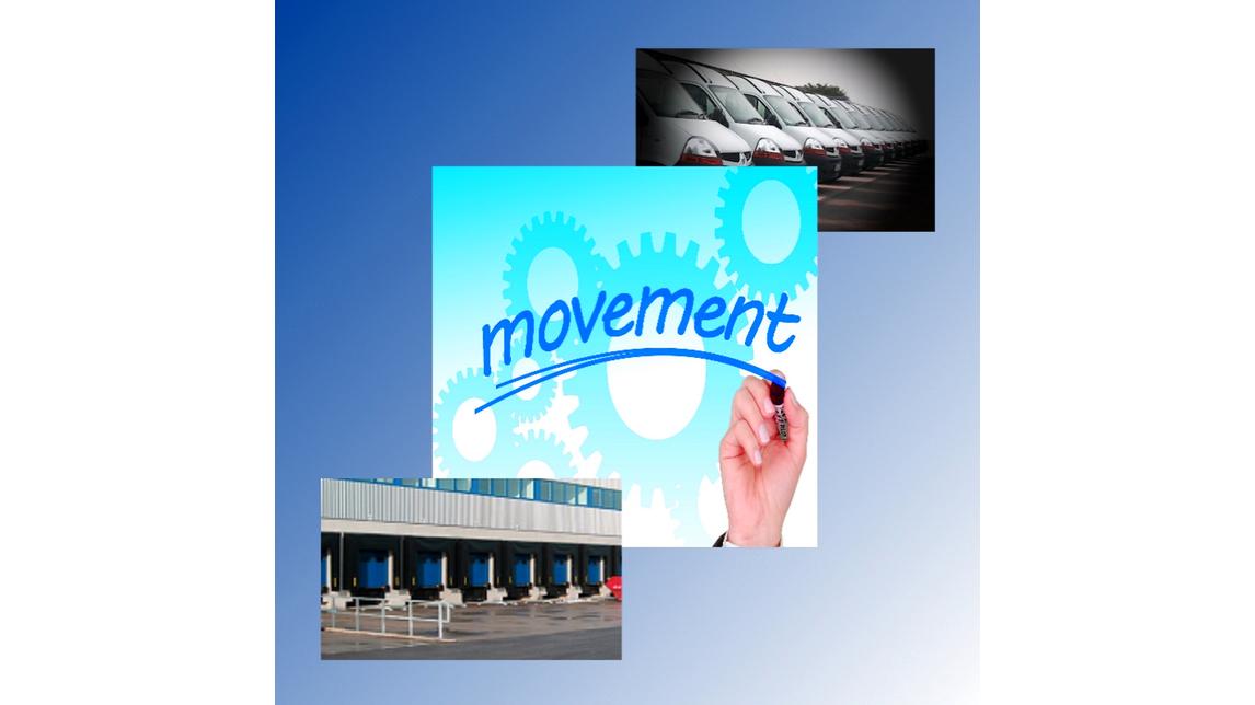 Logo Transport Logistics - Express/Sameday