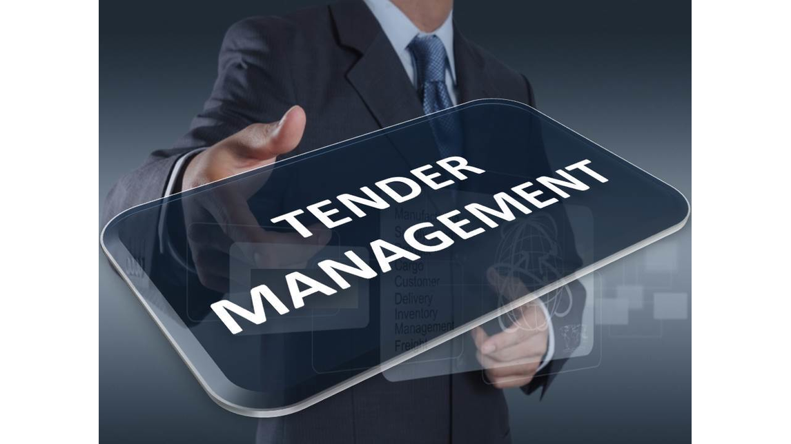 Logo Tender Management
