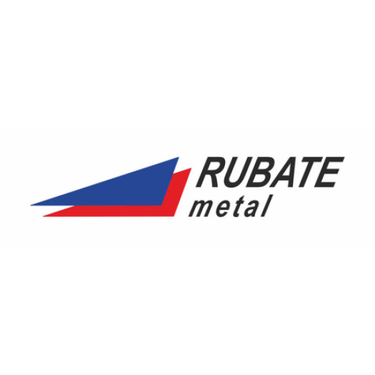 Rubate metal