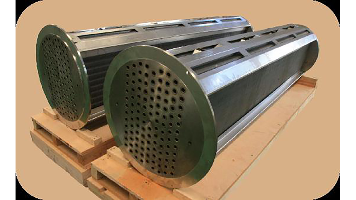 Logo SHELL-AND-TUBE EXCHANGER(COOLER)