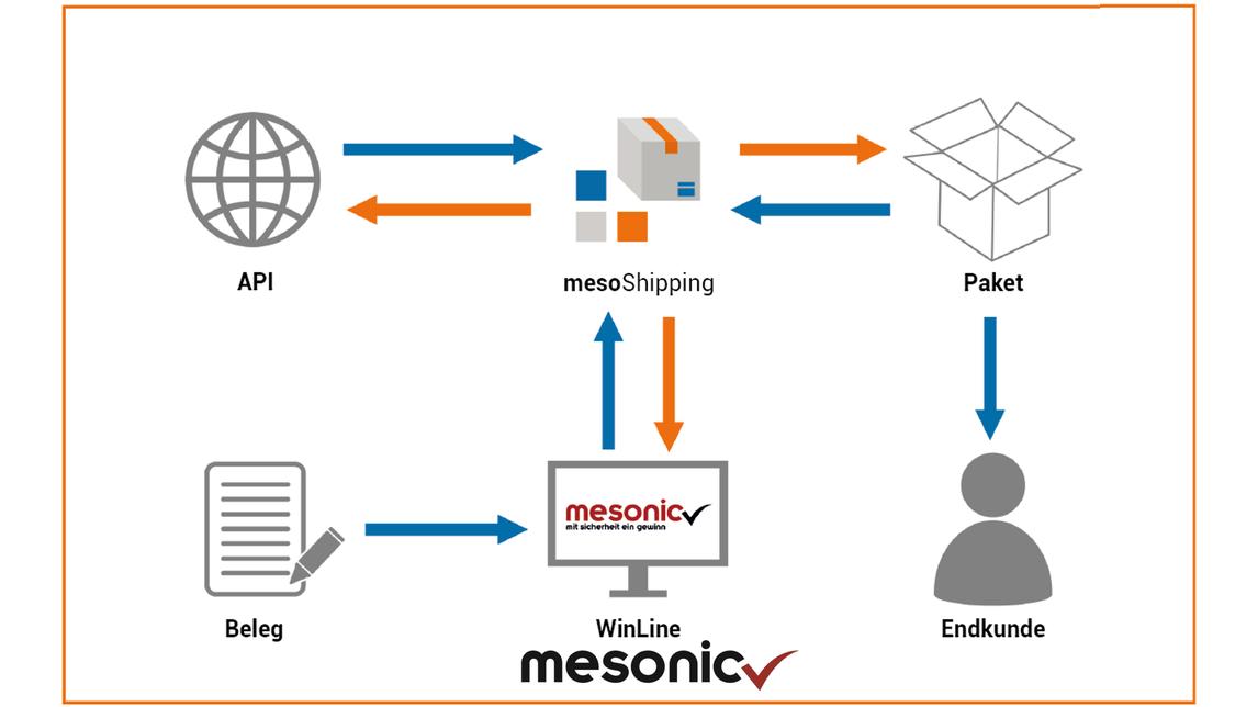 Logo mesoShipping