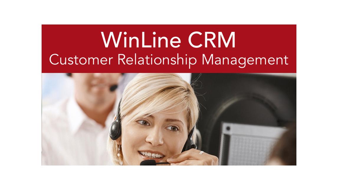 Logo WinLine CRM
