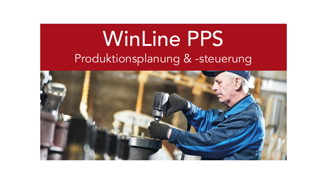 Logo WinLine Complete Solution: PPS, ERP, CRM