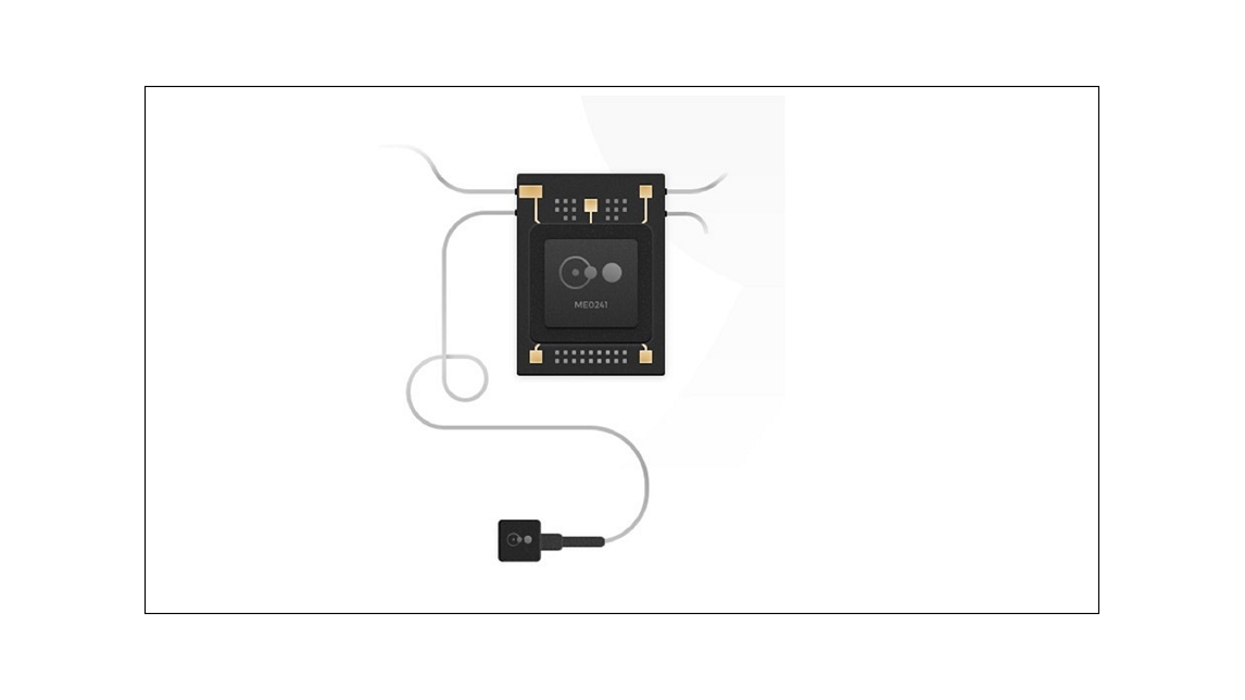 Logo Smart Sensor for imperceptible vibration