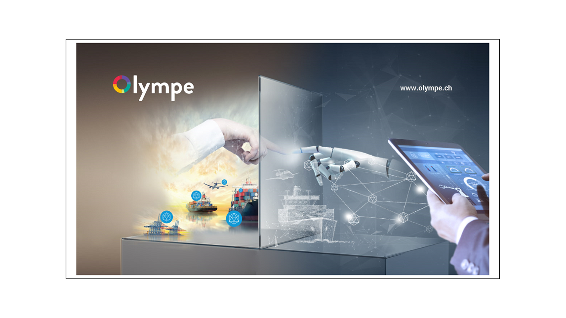 Logo Olympe Software Builder
