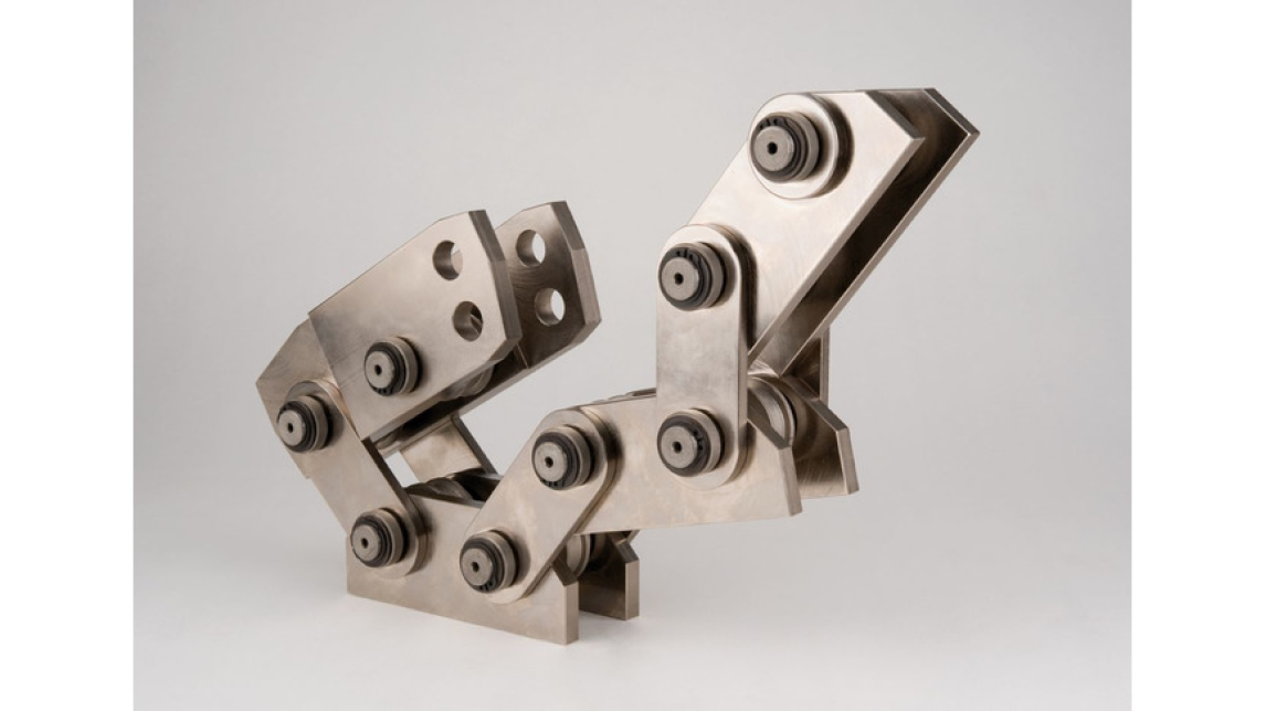 Logo Mechanische Teile und Baugruppen