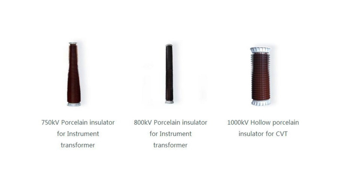 Logo Insulator for Instrument transformer