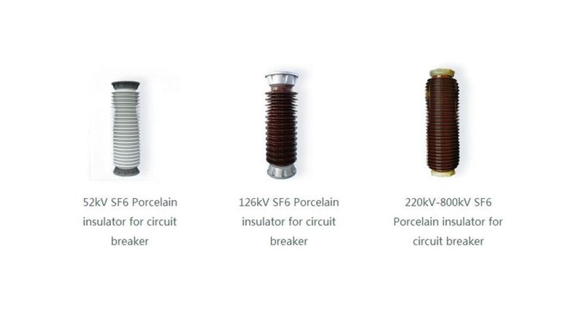 Logo Insulator for circuit breaker