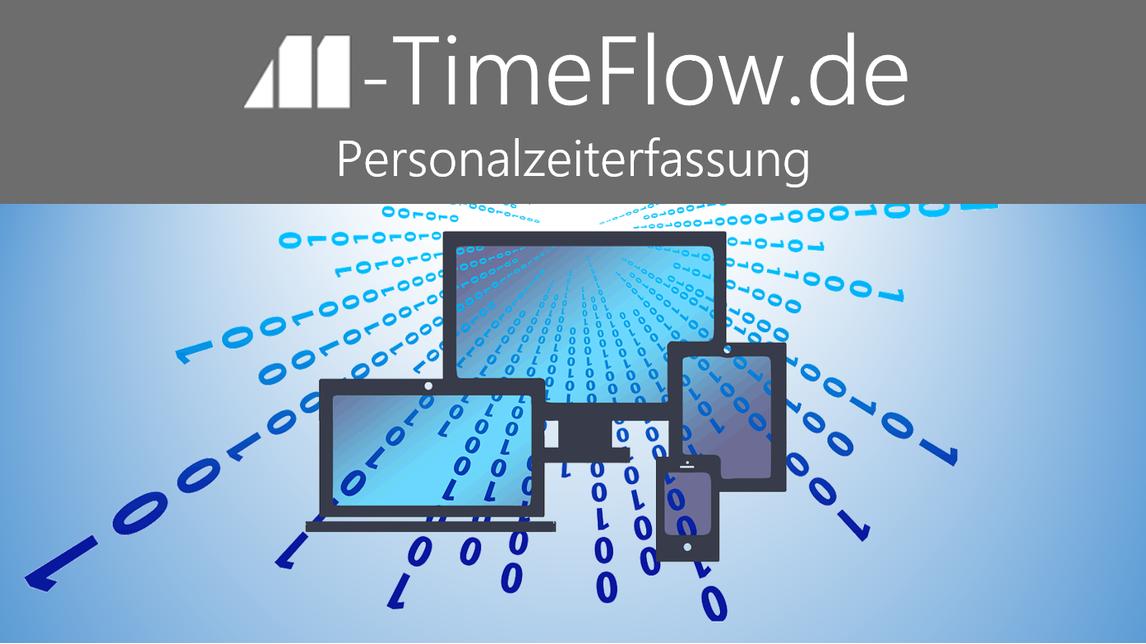 Logo M-TimeFlow