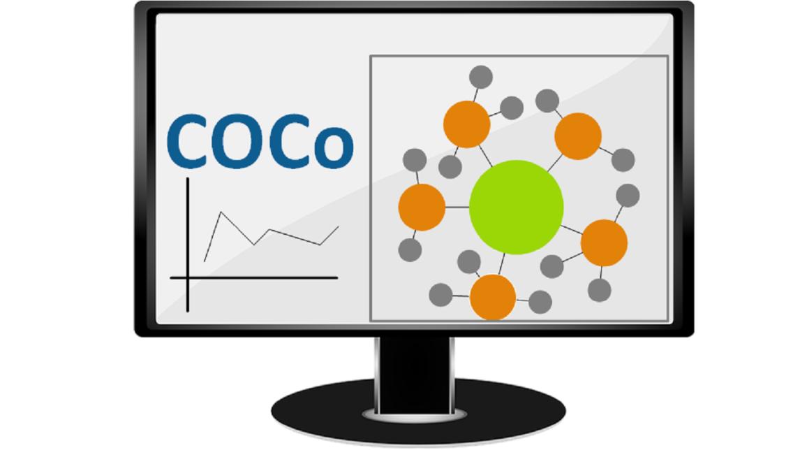 Logo Virtuelles Kraftwerk COCo