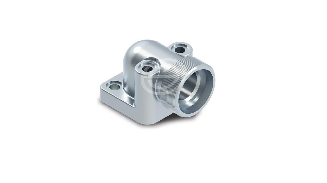 Logo Hydraulic Pump Adapters