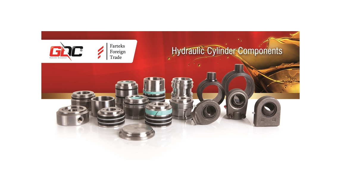 Logo Hyraulic Unit Components
