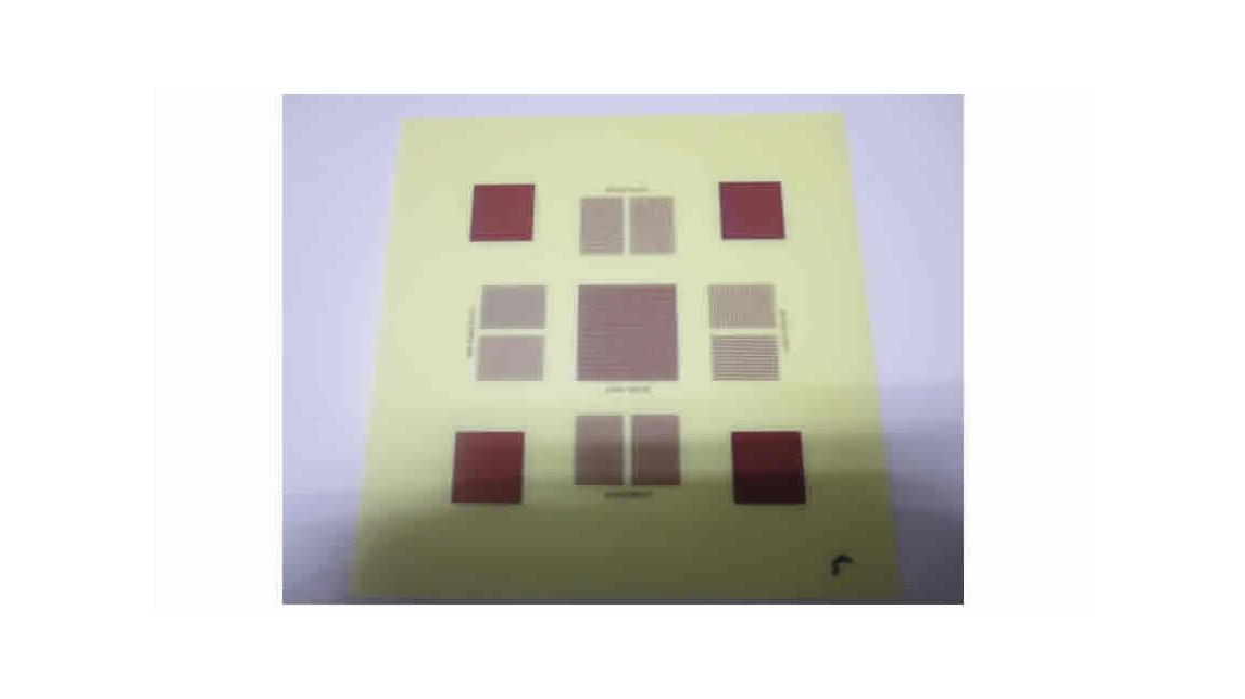 Logo Direct Cu plating for ceramic board