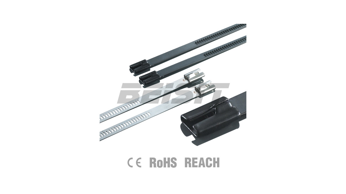 Logo Stainless Steel Cable Tie
