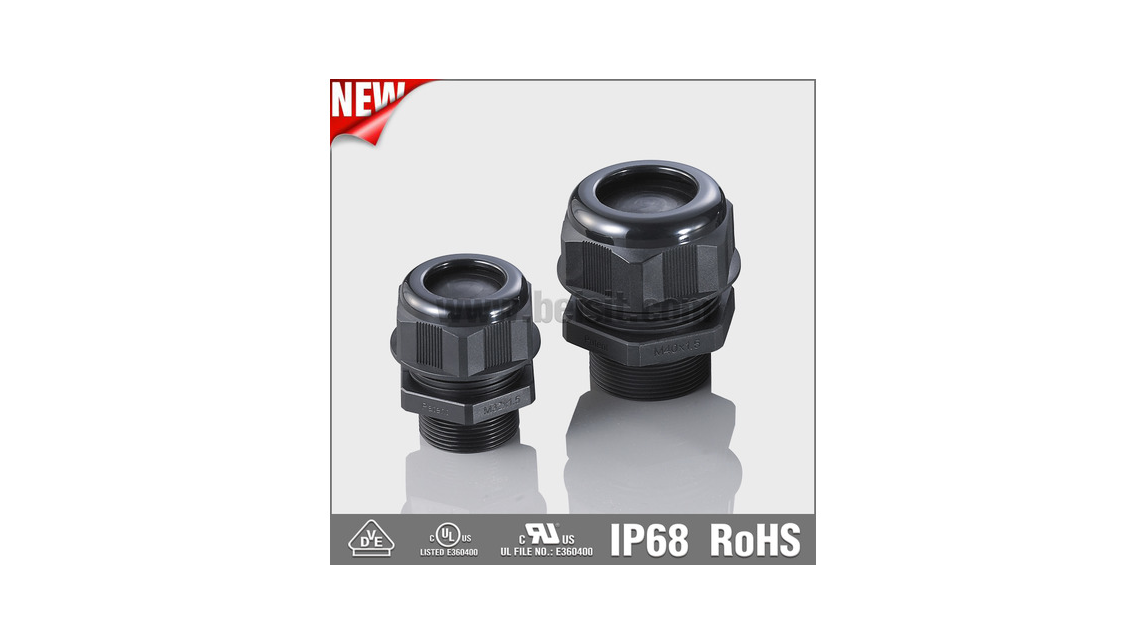 Logo VDE UL M Type Cable Gland