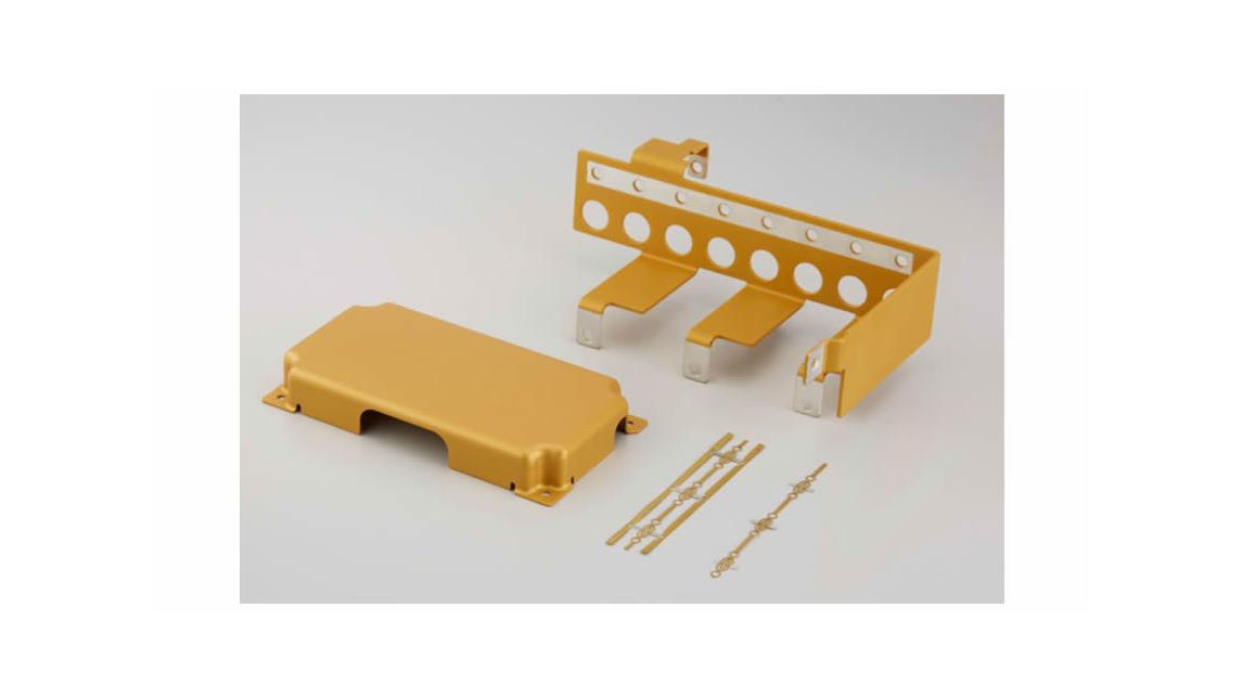 Logo Insulation Electrodeposition Coating