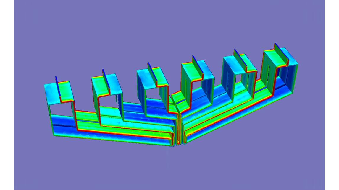 Logo Multi-physics Simulation Software