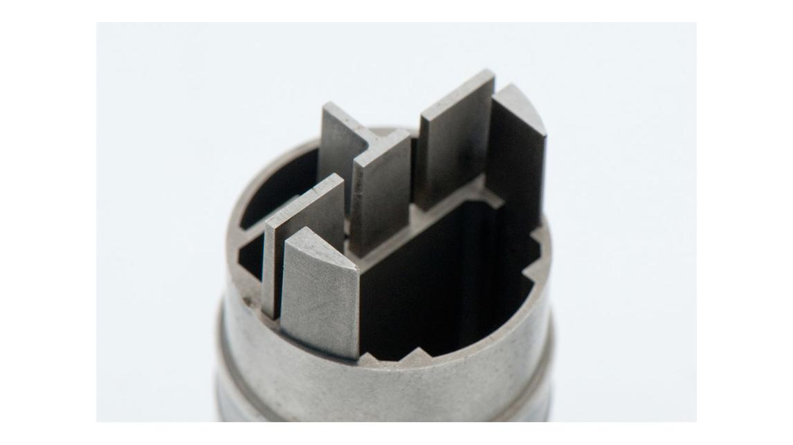 Logo High precision mold parts