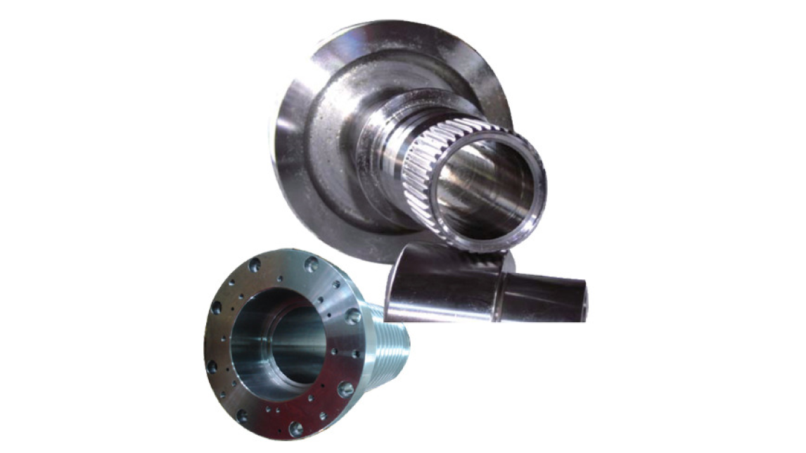 Logo Transmission shaft