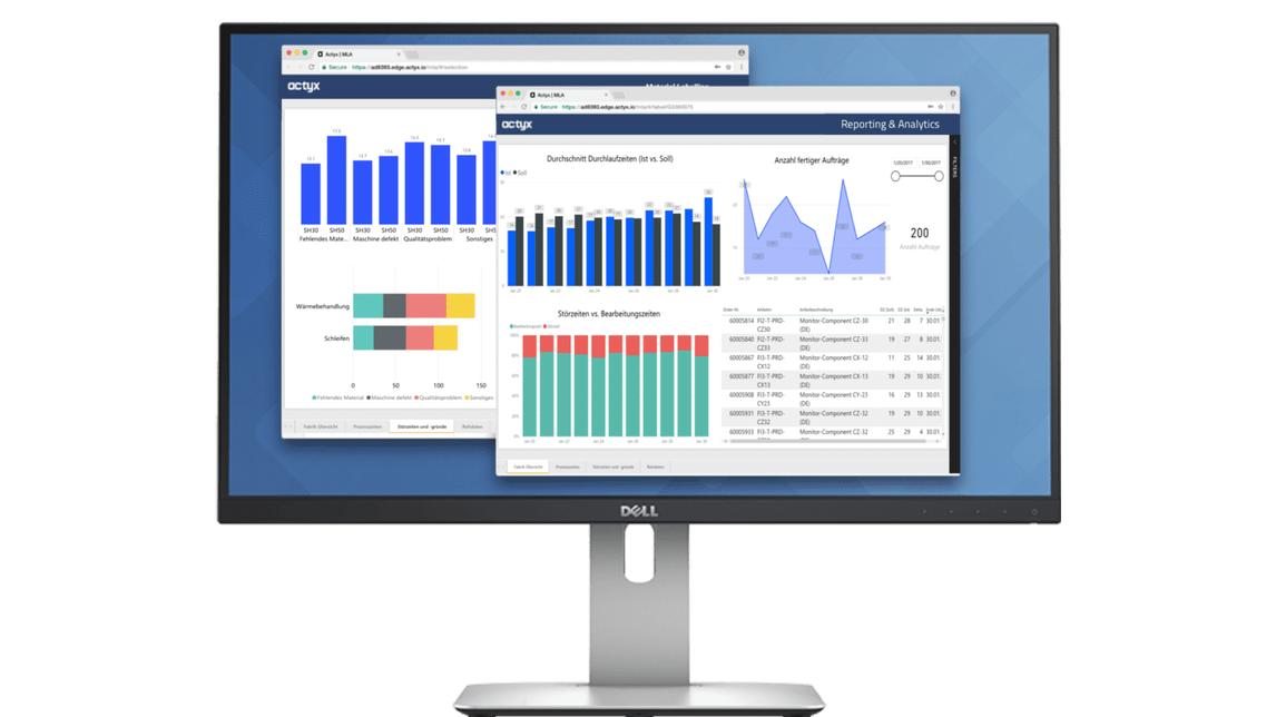 Logo Reporting und Analytics