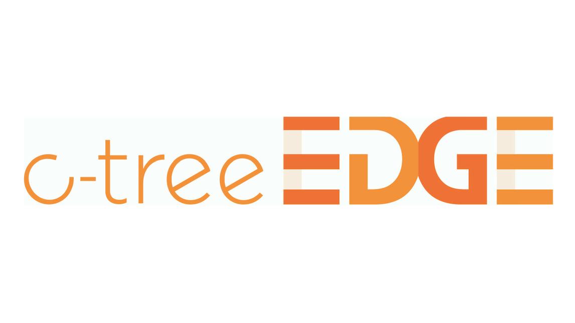 Logo c-treeEDGE IoT Database