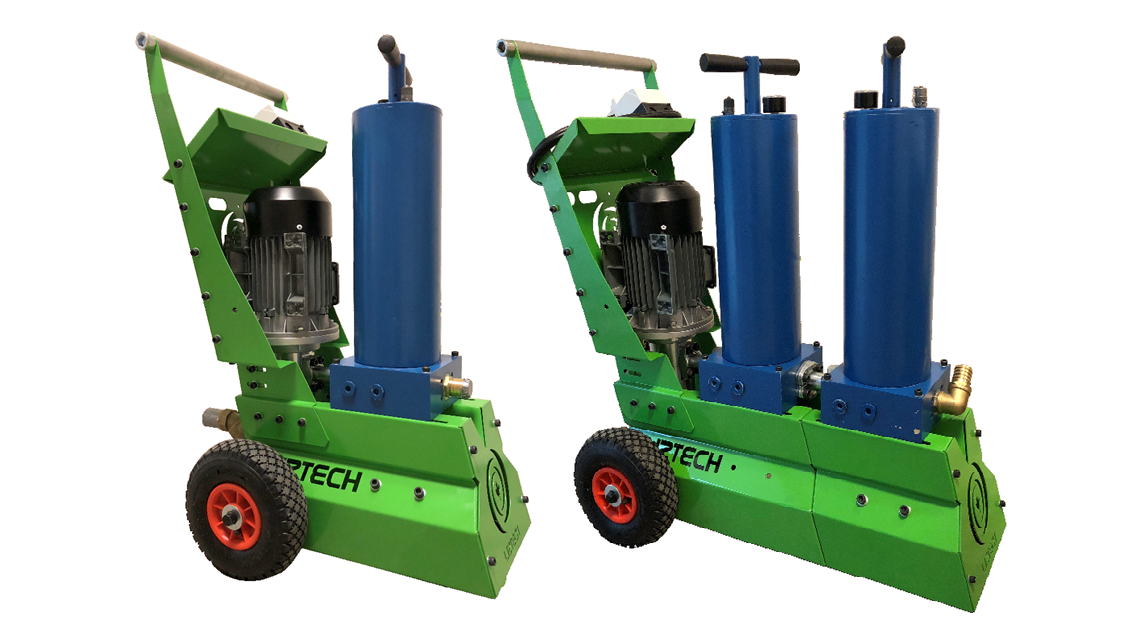 Logo POT Series Mobile Filtration Units