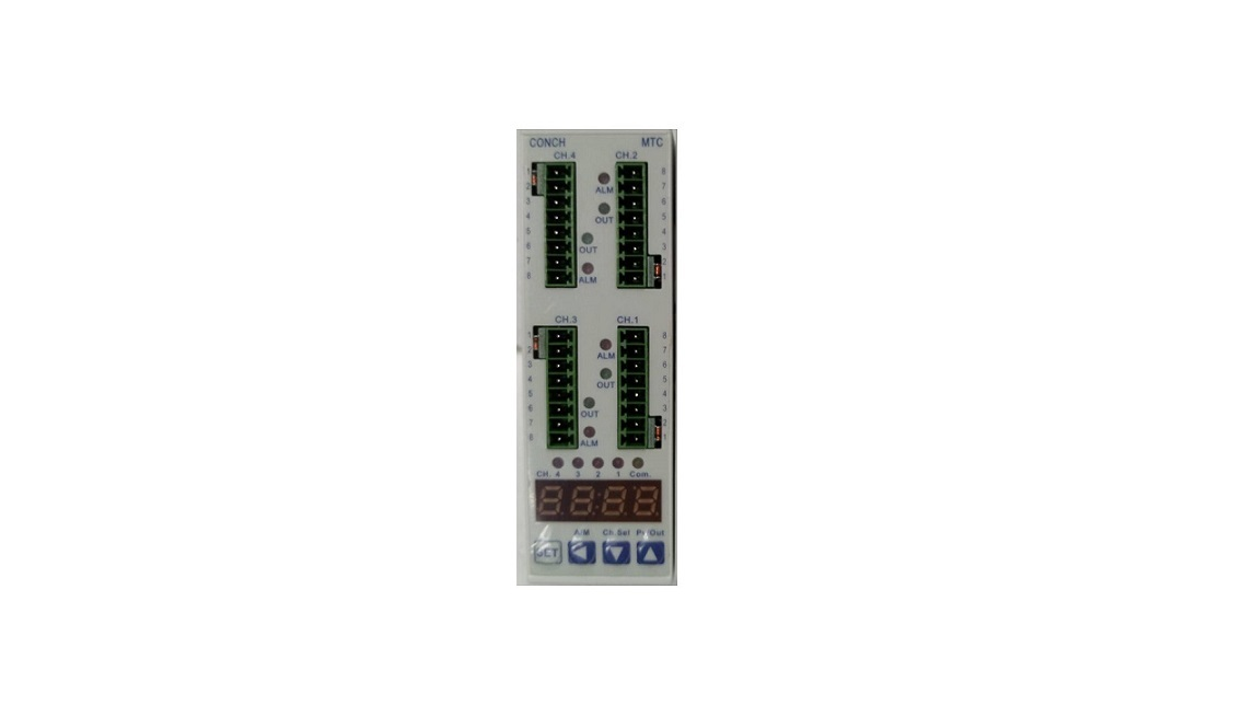 Logo 4-channels temperature control module