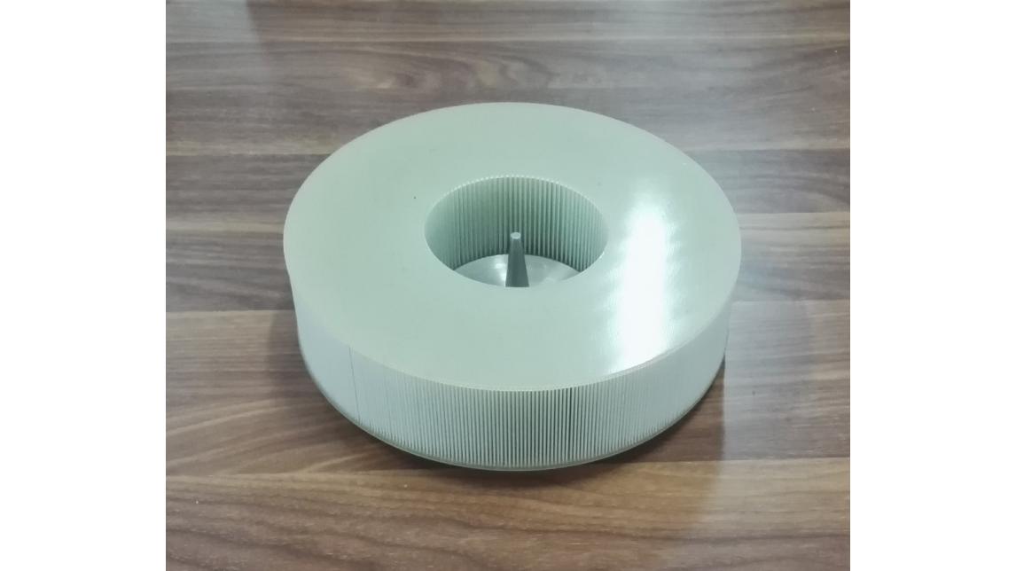 Logo Filament turbine movement