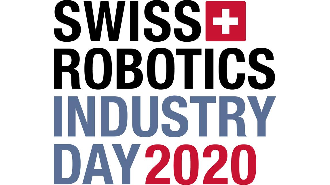 Logo Swiss Robotics Industry Day