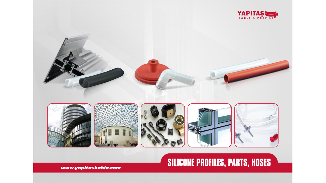 Logo SILICONE PROFILES & PARTS