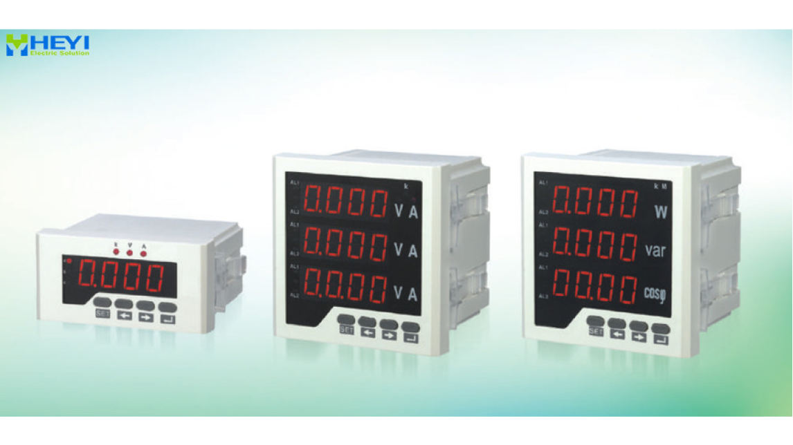 Logo Digital Combined Meters