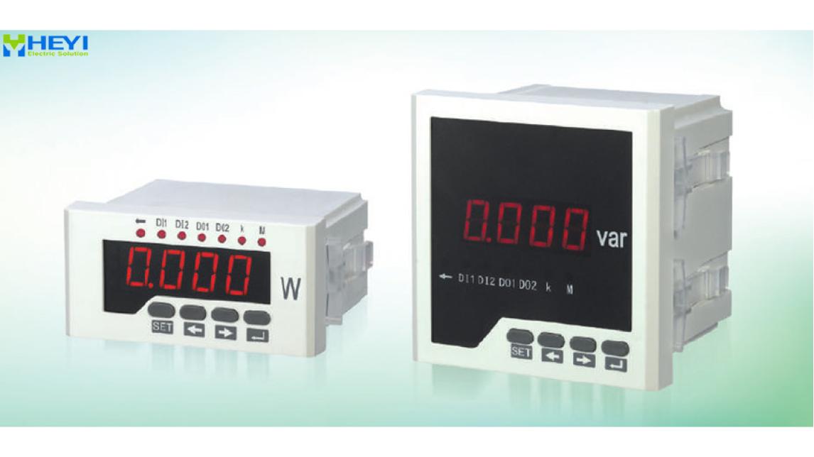 Logo Digital Power Meters
