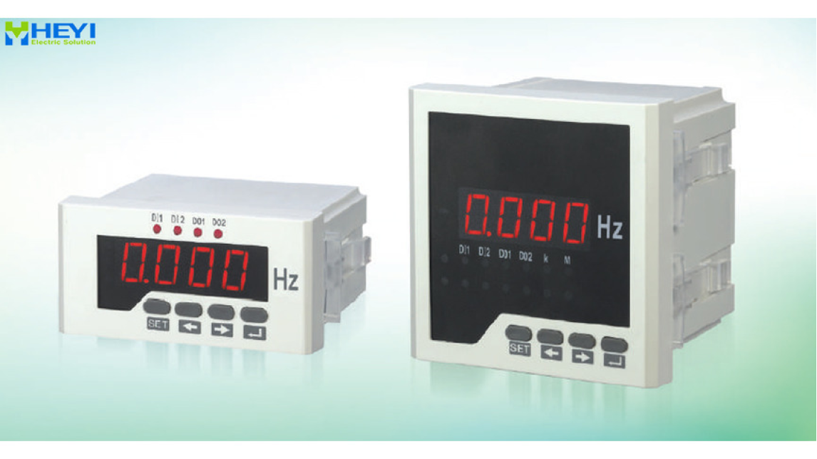 Logo Digital Frequency Meters