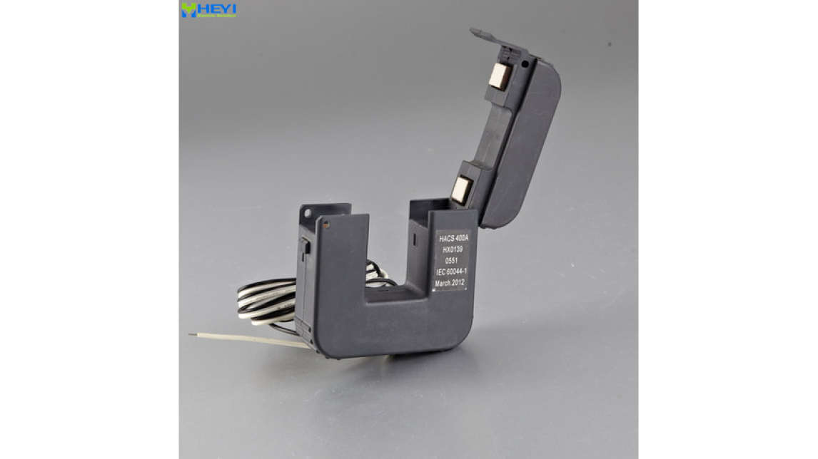 Logo HACT clamp on current transformer